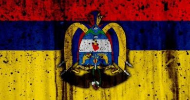 ¿CUÁL ES EL MENSAJE DE LA BANDERA DE COLOMBIA AL REVÉS?