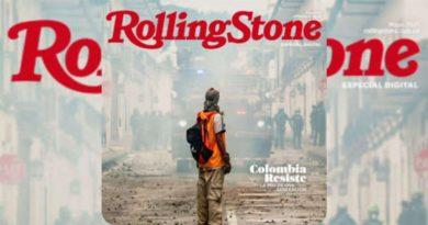 NOS VE TODO EL MUNDO, COLOMBIA EN LA PORTADA DE LA REVISTA ROLLING STONE!
