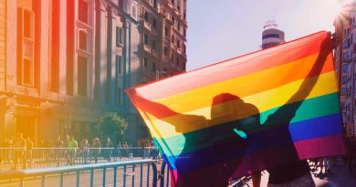 EN TODO EL MUNDO JUNIO, MES DEL ORGULLO LGBTQ+
